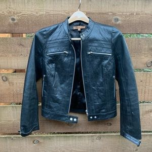 Arden B - real leather jacket 🔥 size M